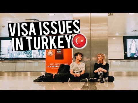 Visa Issues in Turkey | Flying Iceland to Istanbul (Turkish Airlines)