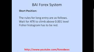 BAI Forex Trading System