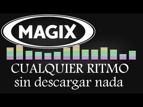 Importar o agregar canciones/ritmos a magix music Maker | HumanoXY