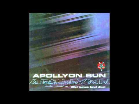 Apollyon Sun - God Leaves (And Dies) [full album] industrial metal HQ HD