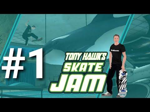 Tony Hawk's Skate Jam PART 1 Gameplay Walkthrough - IOS / Android