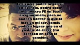 EL NOMBRE DE JESUS REDIMI2 feat. CHRISTINE D'CLARIO-LETRA