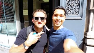 What happened in NYC?! GIVEAWAY / Met Casey Neistat and more!