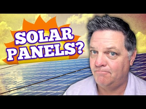 Selling A Home With Solar Panels - Fight for Your Money
