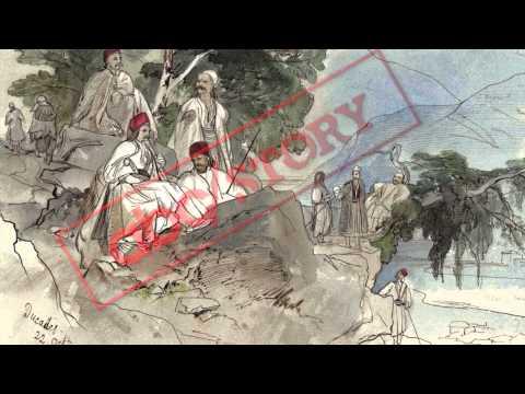 SHQIPERIA E 1848 NE PENELIN E EDWARD LEAR | ABC NEWS