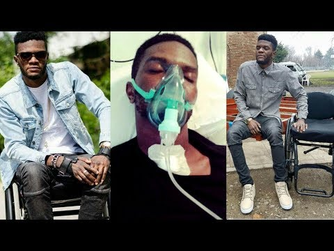 Popular Musician Who Survived Fatal Accident Abroad Is Causing Havoc In The Ghana Music Scene