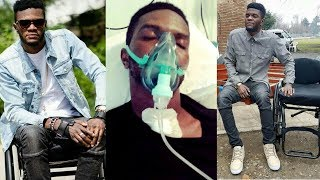 Musician Who Survived Fatal Accident Abroad Is Causing Havoc In Ghana Music Scene - Ogidi Brown