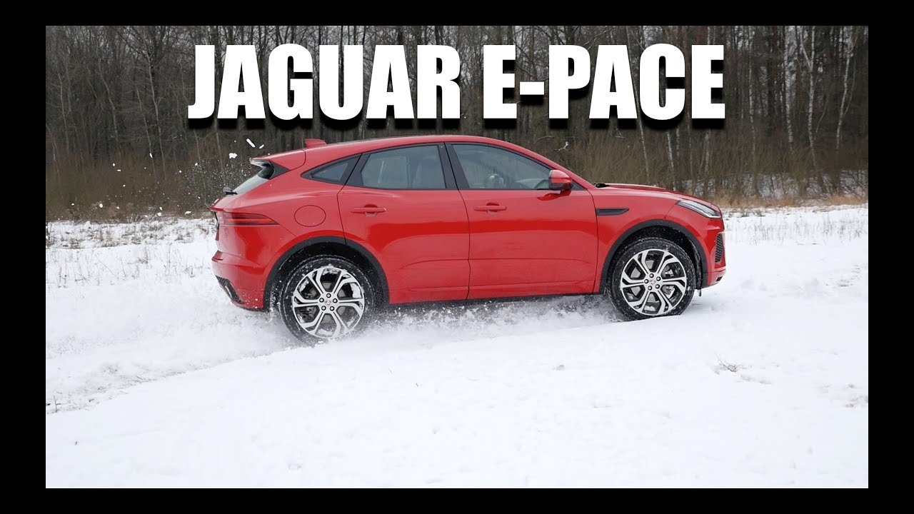 Jaguar E-Pace (ENG) – Test Drive and Review