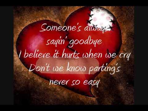 Someone's Always Saying Goodbye - Toni Gonzaga