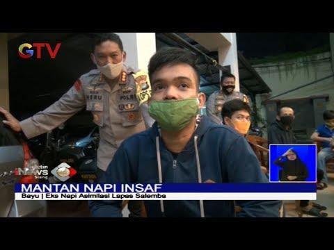 Insaf, Napi Asimilasi Ajukan Diri Jadi Relawan Corona Bersama Polisi – BIS 22/04
