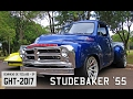 Studebaker Pick Up 1955 6 Cilindros Turbo - Mostrando a caminhonete + Video Onboard