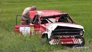 34. Rally Velenje 2019   Big crash