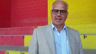 """Intervista ad Alberto Montano, nuovo presidente onorario del """"Termoli Calcio 1920"""""""