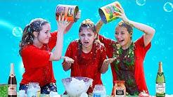 The Sparkling Cider Challenge   Kamri Noel