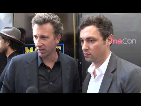 Vacation: Jonathan M Goldstein and John Francis Daley Exclusive CinemaCon Interview (2015)