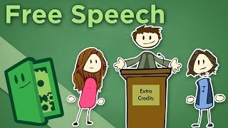 Free Speech - The Supreme Court Case Against Violent Video Games - Extra Credits
