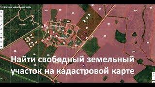 поиск земельного участка под поместье
