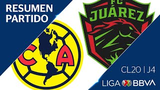 resumen-y-goles-amrica-vs-jurez-jornada-4-clausura-2020-liga-bbva-mx