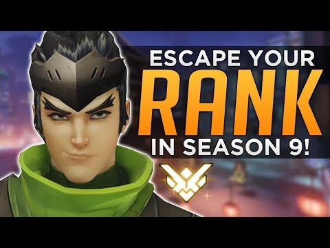 Overwatch: How To RANK UP In Season 9
