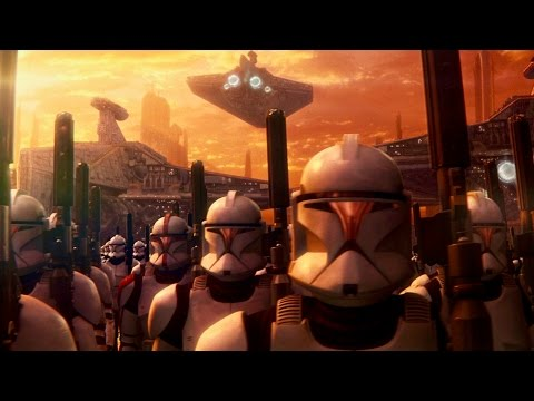 Why the Republic Didn't Have a Military Before the Clone War