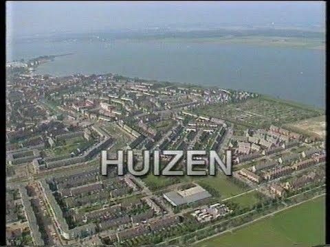 1993 Huizen, Noord Holland documentaire van de NCRV