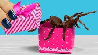 バレンタインデーの手作り飛び出す箱/9つのカップルいたずら バレンタインデー 検索動画 26