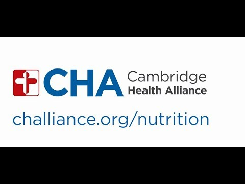 Nutritional Services at Cambridge Health Alliance