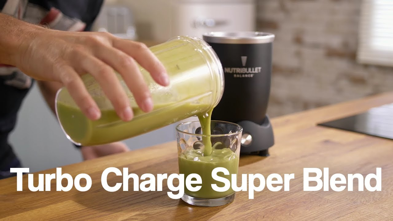 Turbo Charge Super Blend Jason Vale Recipe