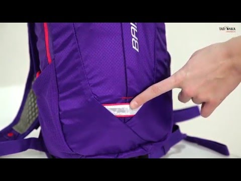 Обзор рюкзака Tatonka Baix