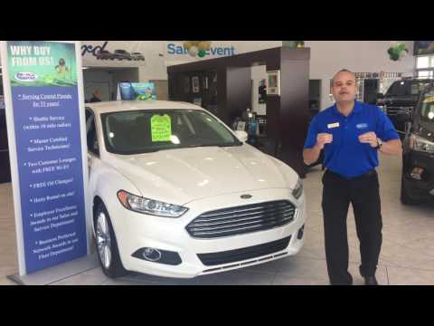 SPANISH 2016 FORD FUSION $2000 DOLLAR SAVINGS WEEKEND SPECIAL