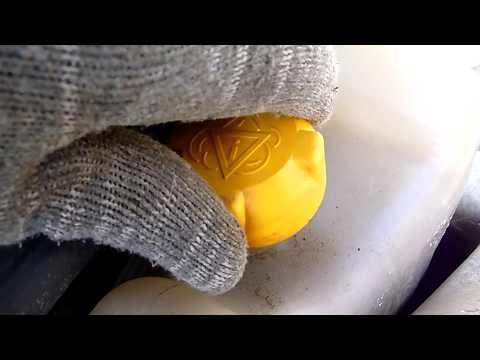 Как проверить обрыв ремня ГРМ не снимая защитного кожуха на приоре - Смешные видео приколы
