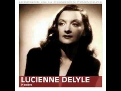 Lucienne Delyle- Des mensonges
