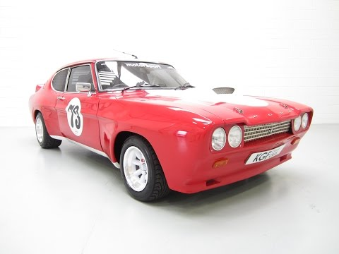 An Incredible MK1 Ford Cologne Capri RS3100 Recreation - SOLD!