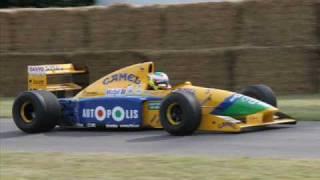 2006年F1のテーマソング。オルガンが印象的。