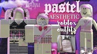 ästhetische roblox Outfits [ Pastell/Pastell Grunge Themen ] MIT CODES