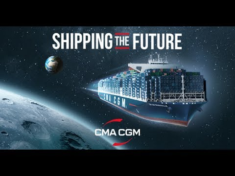 CMA CGM | Shipping The Future