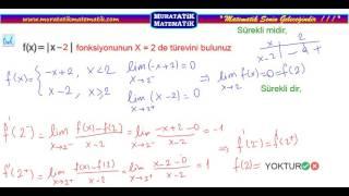 muratatikmatematik.com/TÜREV KONU ANLATIM-ÖZELLİKLER-ÖRNEKLER17/ muratatik.net//Murat Atik Matematik