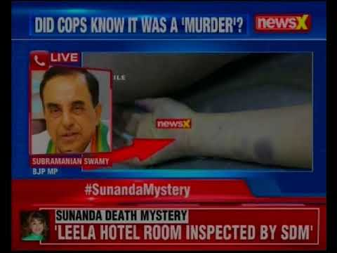 Sunanda Pushkar murdered, Delhi Police knew it from Day 1, says 'secret report' by DCP BS Jaiswal