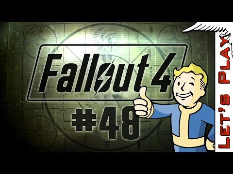 Fallout 4 #48 Freight [Railroad] - Let's Play