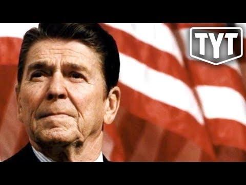 New Tape Reveals Ronald Reagan Racial Slur