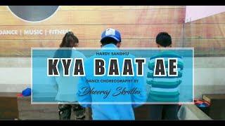 Kya Baat Ae || Dance Choreography || Dheeraj Skrillex || Live Arts India