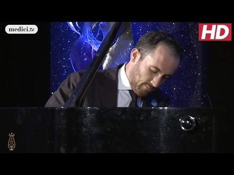 Igor Levit - Goldberg Variations (Aria) - Bach (Gramophone Classical Music Awards 2016)