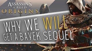 Why Bayek NEEDS A Sequel | Assassin's Creed Origins - Video Essay