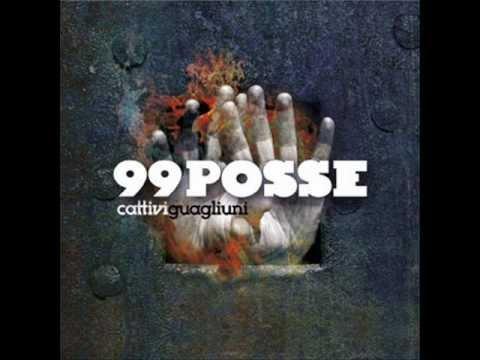 99 Posse - Cattivi Guagliuni - Full Album