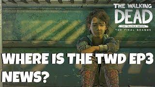 """The Walking Dead:Season 4 Episode 3 """"Broken Toys"""" No Tweet News Yet - The Final Season"""