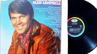 WITCHITA LINEMAN , GLEN CAMPBELL , 1968 VINYL LP thumbnail