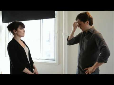 En audition avec Simon  Anne Dorval
