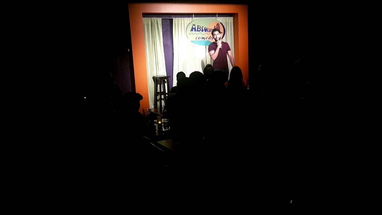 Foad HP at Absolute Comedy 07/19
