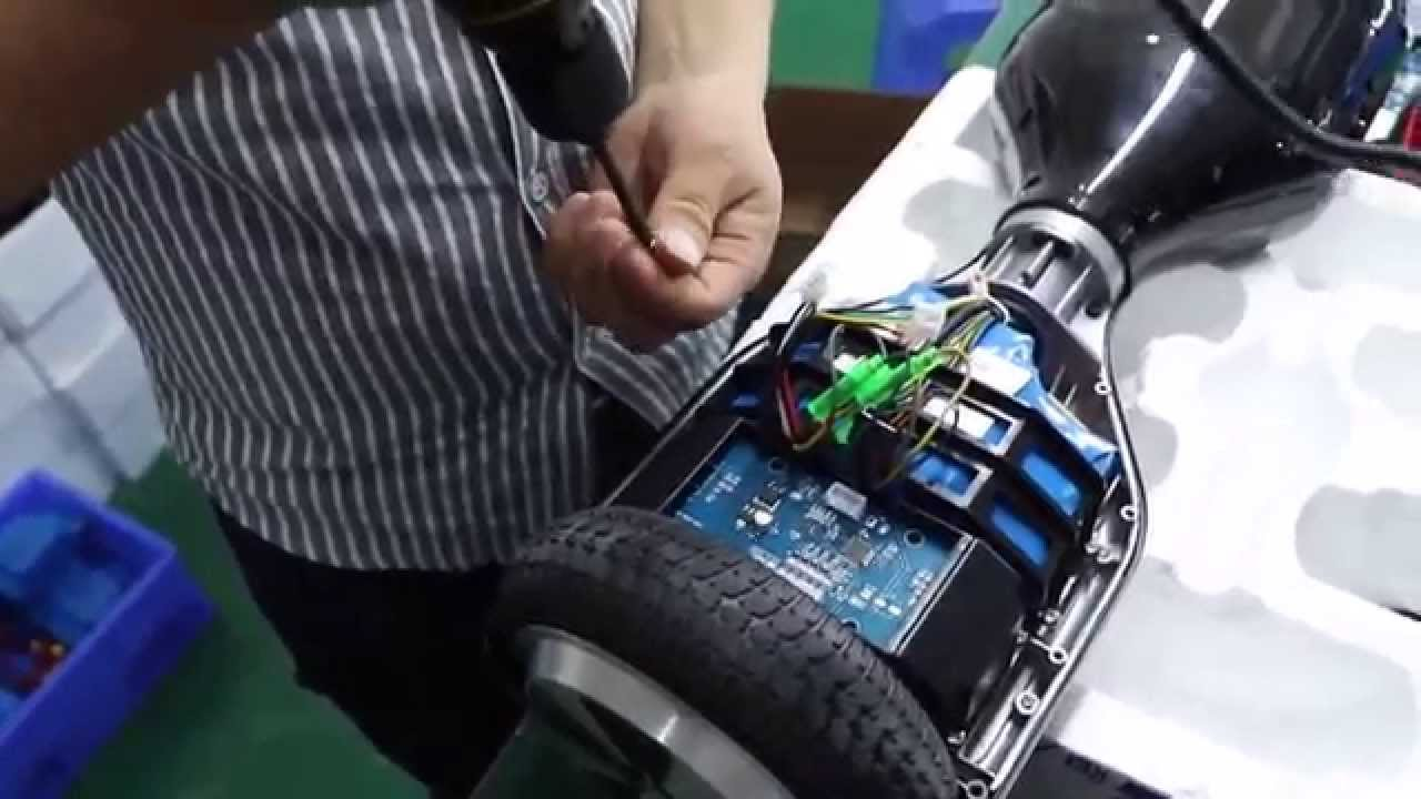 how to replace mini control circuit board of dual wheel self how to replace mini control circuit board of dual wheel self balancing electric scooter