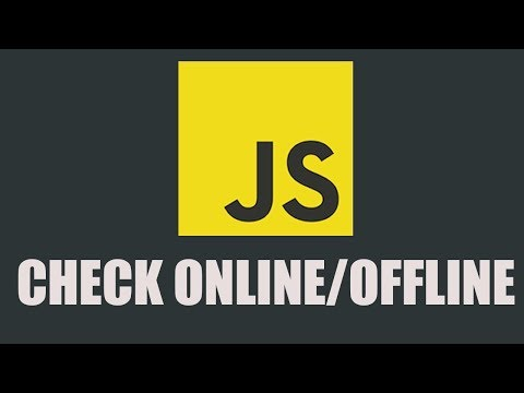 How to Check Whether User Online/Offline in Javascript thumbnail